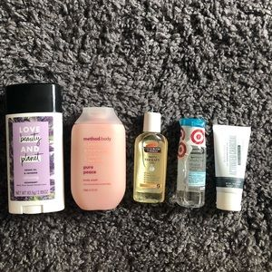 Other - Deodorant, body wash, oil, cleasing, toothpaste